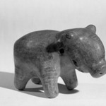 Figure of Peccary