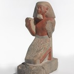 Kneeling Statue of Sety