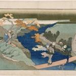 Autumn Maples at the Takinogawa River