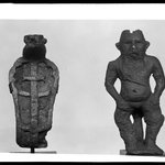 Small Statuette of Bes Standing