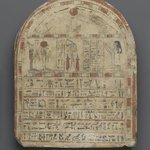 Grave Stela of Nehemes-Ra-tawy