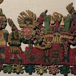 """Mantle (""""The Paracas Textile"""")"""