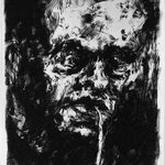 Man with Pipe [Self-portrait] (Mann mit Pfeife [Selbstbildnis])