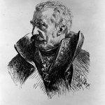 Portrait of  Blücher