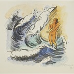 Woman in the Waves (Frau in Wellen)