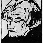 Head of a Violinist (Kopf des Geigers)