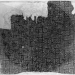 Egypto-Arabic Textile, Fostat Print found in Egypt