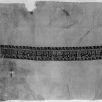 Egypto-Arabic Textile, Band