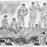Bathers #2