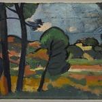 Landscape in Provence (Paysage de Provence)