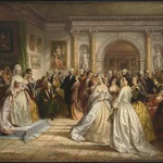 The Republican Court (Lady Washingtons Reception Day)