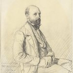 Portrait of Jules Monnerot