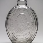 Vinegar Flask (George Washington)