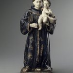 Figure of St. Anthony and the Christ Child