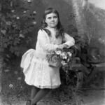 Portrait of Evelyn Sloane