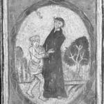 (St. Francis Helping Beggar)
