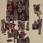 Textile Fragments with Çintamani Pattern