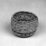 Coiled Cylindrical Basket