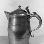 Covered Water Pitcher