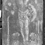 Crucifix on Altar