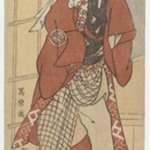 Nakajima Wadaemon as Jizo, Offering His Life for a Land Owner