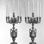 Candelabra, One of Pair