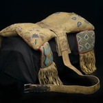 Beaded Saddle