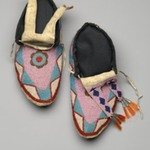 Pair of Mens Moccasins
