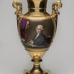 Vase, One of a Pair, Thomas Jefferson