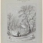Winter Scene, Pleasant Valley, New York