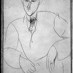 Portrait of Charles Albert Cingria