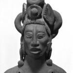 Maya Figurine