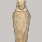 Canopic Jar and Cover of Tjuli