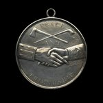 Thomas Jefferson Indian Peace Medal