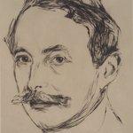 Portrait of Dr. Linde (Porträt Dr. Linde)