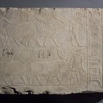 Relief of Men Presenting Cattle