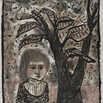 Child and a Tree