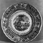 Plate, Canova Pattern