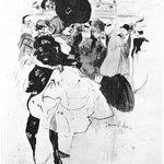 Dancer at Moulin Rouge