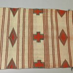 Saddle or Childs Blanket