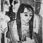 Portrait of a Girl (Daughter L.) (Mädchenbildnis [Tochter L.])