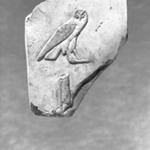 Relief Fragment with Owl