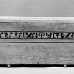 Coffin and Cover of Princess Mayet