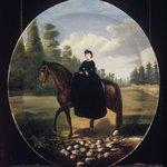 Portrait of Doña María Josefa Romero de Terreros y Gómez de Parada