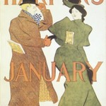 Harpers Poster - January 1895