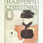 Harpers Poster - Christmas, December 1896
