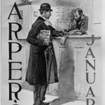 Harpers Poster - January 1894