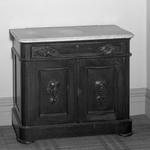 Washstand with Top