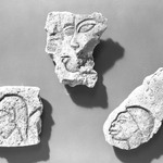 Relief Fragment of a Man