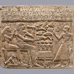 Funerary Stela of Intef and Senettekh